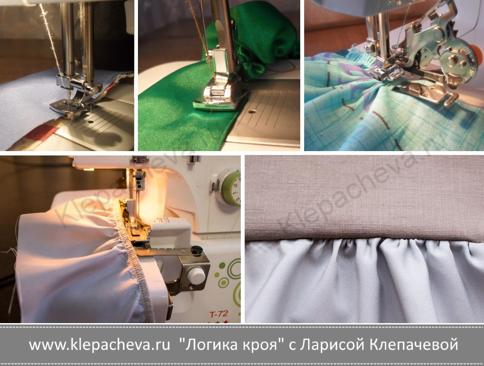 Лапки и приспособления для выполнения сборки для швейной машины и оверлока