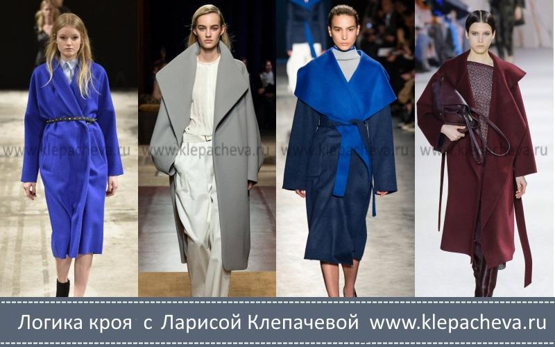 Как сшить пальто халат