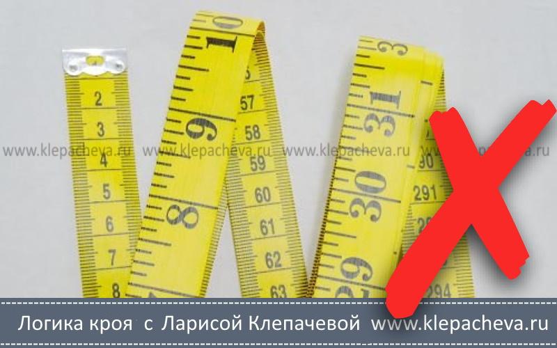 портновский метр с дюймами
